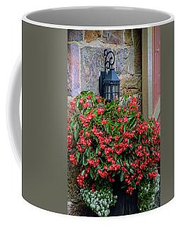 Impatiens With Light Coffee Mug