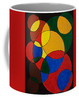 Imperfect Circles Coffee Mug