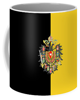 Habsburg Flag With Imperial Coat Of Arms 2 Coffee Mug