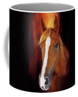 Imperial Pose Coffee Mug