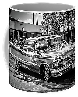 Coffee Mug featuring the photograph Chrysler Imperial by Randy Bayne