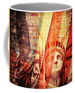 Imperiled Liberty Coffee Mug