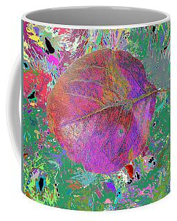 Imposition Of Leaf At The Season 4 Coffee Mug