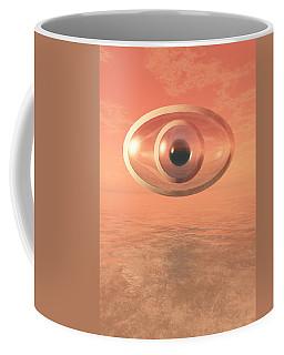 Impossible Eye Coffee Mug