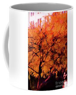 Imprerssionistic Cityscape Coffee Mug