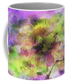 Impression Sunflower Coffee Mug