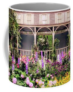 Impressionist Garden Coffee Mug