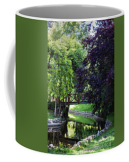 Coffee Mug featuring the photograph Impressionist Reminiscence  by Ana Mireles