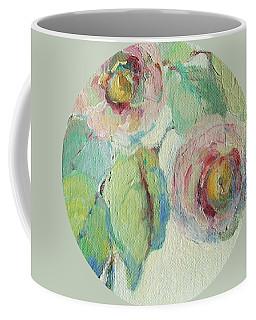 Impressionist Roses  Coffee Mug