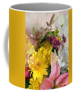 Impressionist Spring Bouquet Coffee Mug