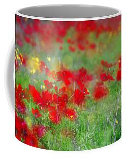 Impressionistic Blossom Near Shderot Coffee Mug