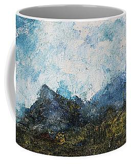 Impressionistic Landscape Coffee Mug by Mariusz Zawadzki
