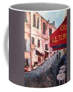 Impressions Of A French Cafe Coffee Mug