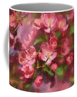 Coffee Mug featuring the photograph Impressions Of Spring by Rachel Cohen