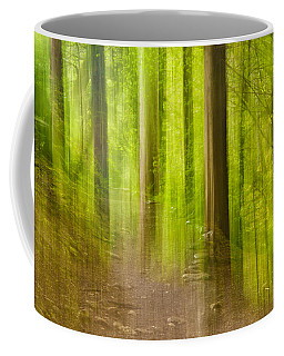 Impressions Of The Forest Coffee Mug
