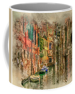 Impressions Of Venice Coffee Mug