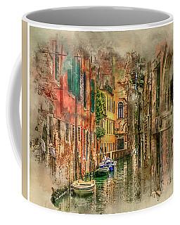 Impressions Of Venice Coffee Mug by Brian Tarr