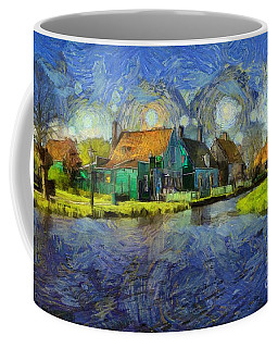 Impressions Of Zaanse Schans Coffee Mug