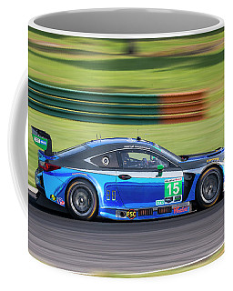Imsa Lexus Pruett Hawksworth Coffee Mug