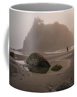 In A Fog Coffee Mug by Kristopher Schoenleber