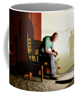 In A Fog Of Isolation Coffee Mug