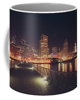 Coffee Mug featuring the photograph In A Heartbeat by Laurie Search