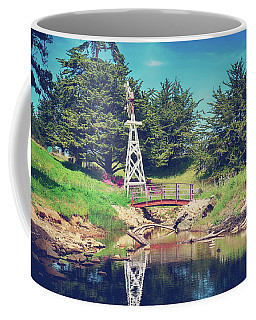 In A Perfect World Coffee Mug by Laurie Search