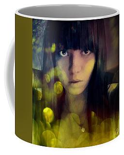 In A World Of Dream Bubbles Coffee Mug