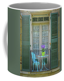 Coffee Mug featuring the photograph In Angelica by Guy Whiteley