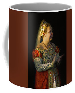 Coffee Mug featuring the photograph In Appreciation by John Rivera