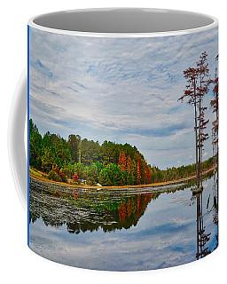 In Autumn Coffee Mug by Linda Brown