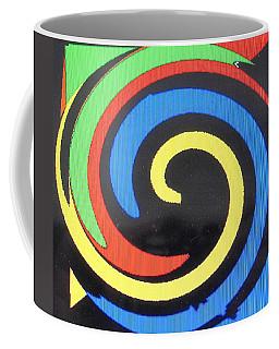 Coffee Mug featuring the digital art In Balance by Ian  MacDonald