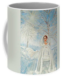 In Beauty I Walk Coffee Mug