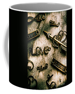 In Contrast Of Love And Light Coffee Mug