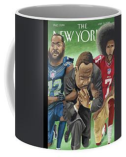 In Creative Battle Coffee Mug