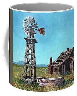 In Days Past Coffee Mug