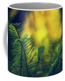 Coffee Mug featuring the photograph In-fern-o by Gene Garnace