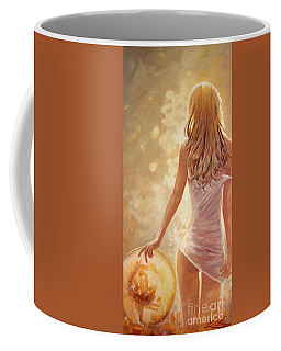 In Fields Of Summer Gold Coffee Mug