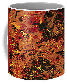 In Flames Coffee Mug
