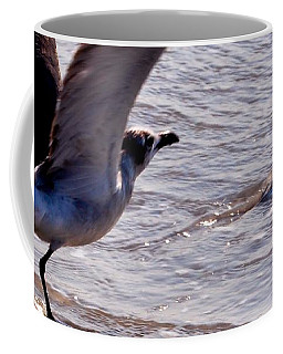 In Flight Coffee Mug
