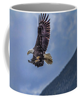 In Flight Lunch Coffee Mug