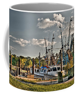In For The Day Coffee Mug