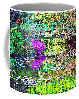 In Giverny Coffee Mug by Olivier Le Queinec