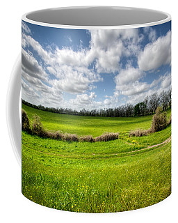 In Green Pastures Coffee Mug
