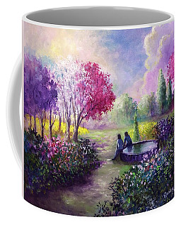 In Heaven Everything Is Fine Coffee Mug