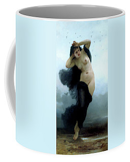 In Her Dreams She Flees The Night Coffee Mug