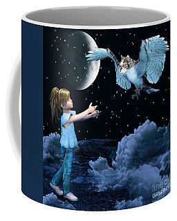 In Her Imagination Coffee Mug