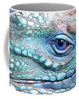 In His Eye Coffee Mug by Iryna Goodall