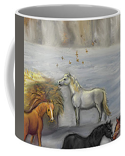In Honor Of Greyboy Coffee Mug