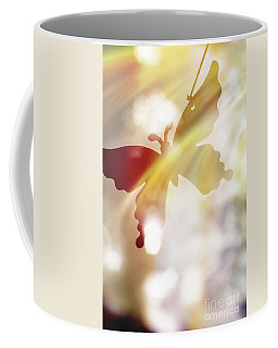 In Light Of Clipped Wings Coffee Mug